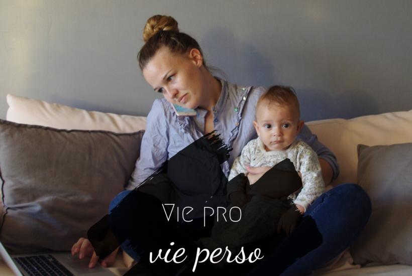 Être maman et entrepreneur