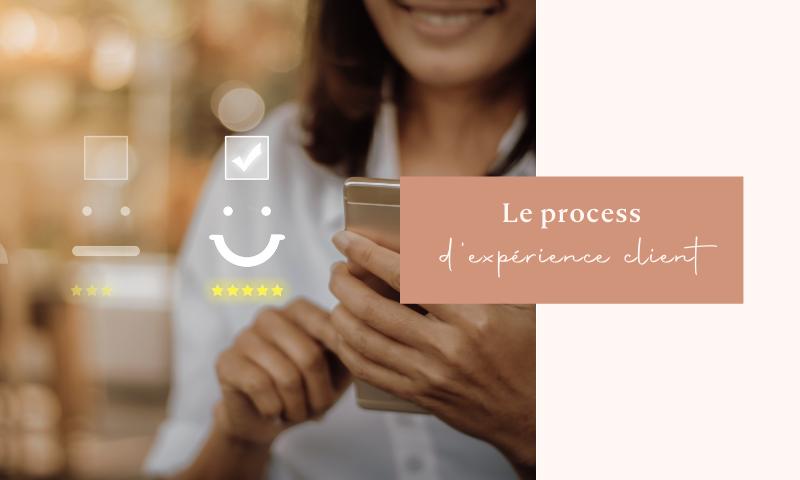 Le process d'expérience client